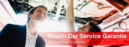 Autobedrijf Palsgraaf / Bosch Car Service Garantie
